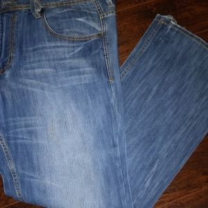 Used pair of men's Buffalo jeans. Size 38x32